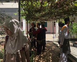 Urban Agriculture Attract the interest of Sepang Vocational College students